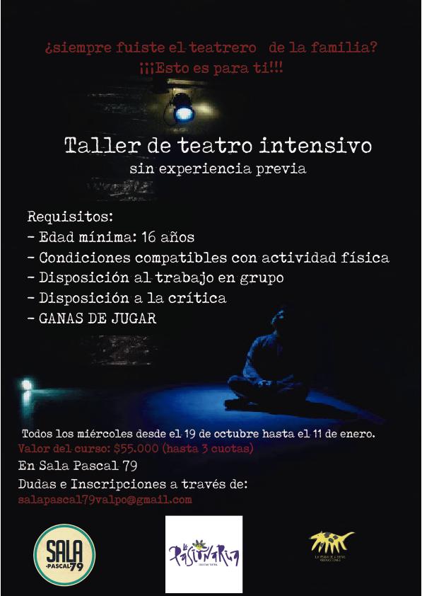 taller teatro intensivo pascal 79 2016